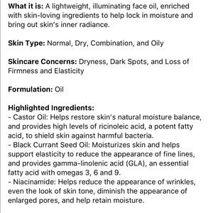 Wander Beauty Other - Illuminating Face Oil